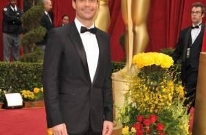 Virginie Guilhaume a trouvé son alter ego : le beau Ryan Seacrest, toujours à la pointe de la mode !