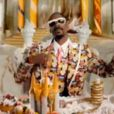 Images extraites du clip de  California Gurls  de Katy Perry et Snoop Dogg
