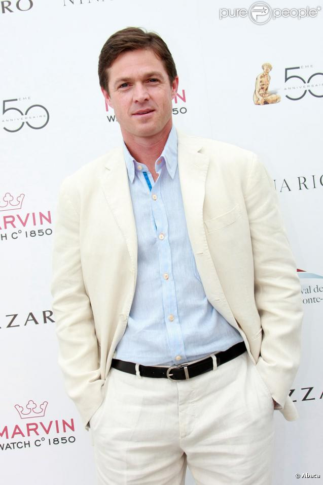Eric Close présente The Seven Deadly Sins (7 juin 2010, Festival de Monte-Carlo)
