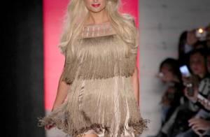 Paris Hilton : Barbie est dans la place... C'est parti pour la Fashion Week brésilienne !