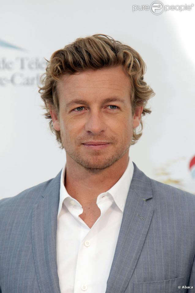 Simon Baker - Picture Gallery