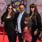 Andy Garcia et sa famille au top pour admirer le duo formé par Tom Hanks et Tim Allen !
