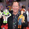 John Lasseter lors de l'avant-première de Toy Story 3 à Los Angeles le 13 juin 2010