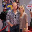 Lee Majors et sa femme lors de l'avant-première de Toy Story 3 à Los Angeles le 13 juin 2010