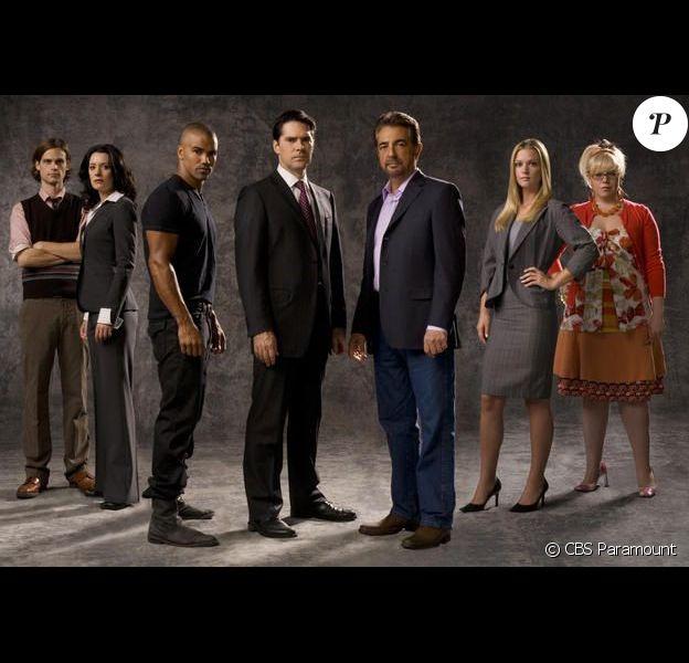 L'équipe de Esprits Criminels