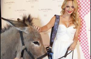 Béatrice Rosen : Une égérie glamour et sexy pour le nouveau BB de Lancel !