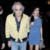 Flavio Briatore et sa belle Elisabetta Gregoraci, privés de yacht, ont posé pied à terre !