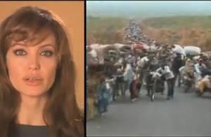 Angelina Jolie : Regardez le message bouleversant de la superstar...