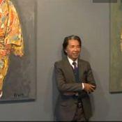 Kenzo : Pierre Richard et Chantal Thomass sont déjà fans de ses talents de peintre !