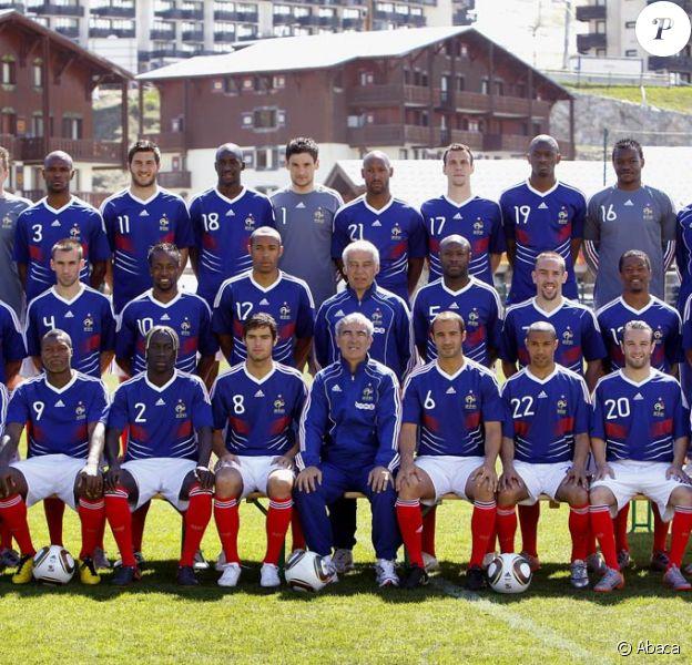 Après l'affaire Anelka, l'équipe de France explose en Afrique du sud...