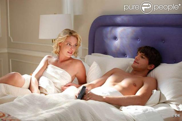 regardez la s duisante katherine heigl nous raconter son dernier tournage mon mari m 39 a. Black Bedroom Furniture Sets. Home Design Ideas