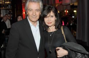 Pierre Arditi parle avec passion de sa femme Évelyne Bouix :