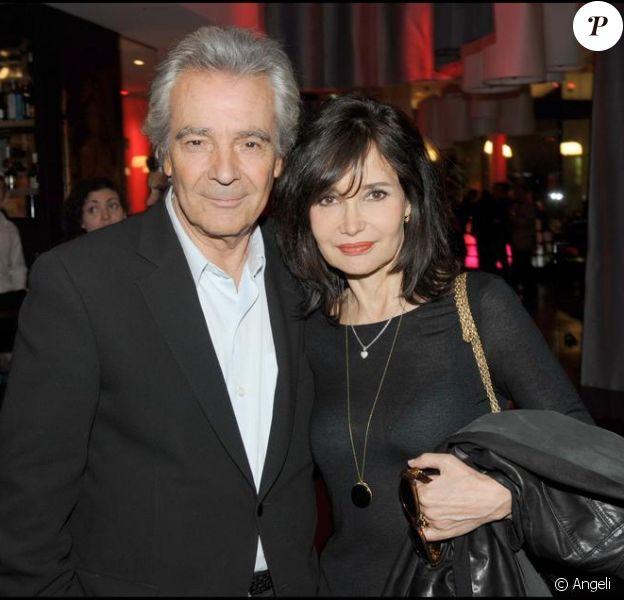 Pierre Arditi et Évelyne Bouix