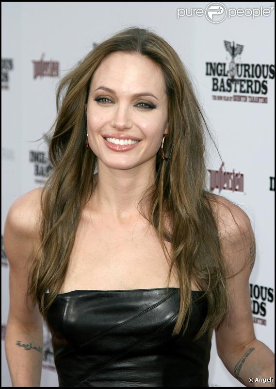 Angelina Jolie, occupe la 18ème place du classement