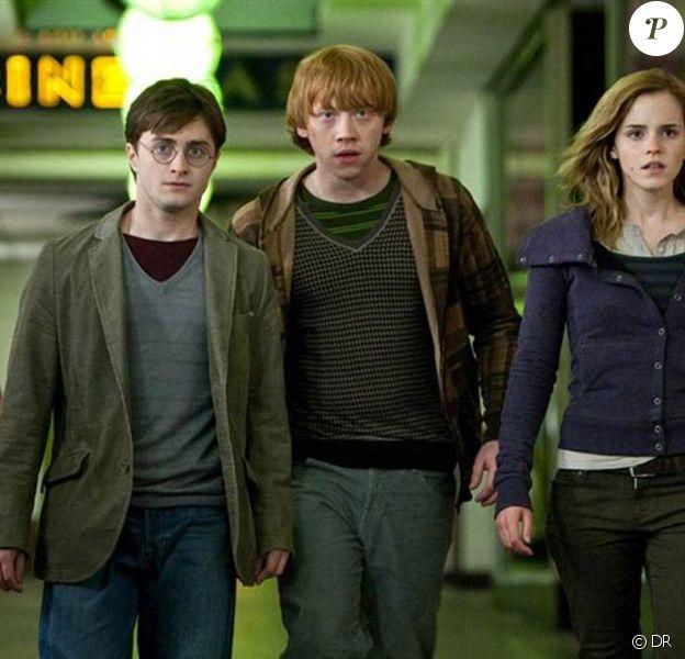 Des images d'Harry Potter et les reliques de la mort - Partie 1, en salles le 24 novembre 2010.