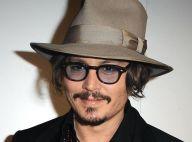 Découvrez le séduisant Johnny Depp métamorphosé... en caméléon !
