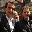"""""""Alexandre Bompard et Marc-Olivier Fogiel """""""