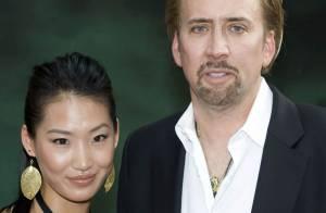 Le séduisant Nicolas Cage... entouré de sa jolie femme et de toutes les plus belles sorcières d'Hollywood !