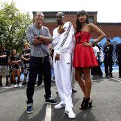 Snoop Dogg : Petit pas de danse avec la séduisante Jameela Jamil !