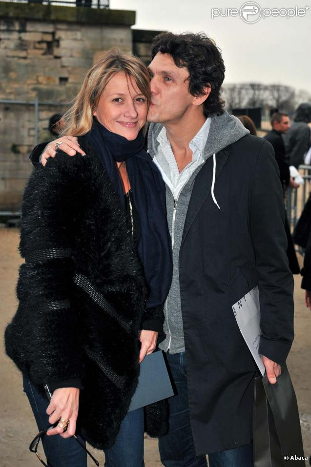 Marc Lavoine et Sarah