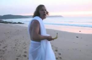Regardez l'hurluberlu Philippe Katerine... intégralement nu et revisitant un tube de NTM !