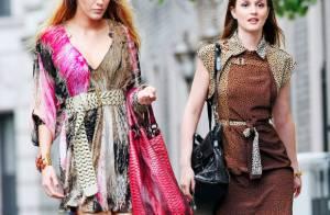 Gossip Girl : Le festival des looks se poursuit... Merci Blake Lively et Leighton Meester !