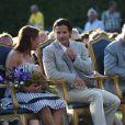 La famille royale s'est réunie le 14 juillet 2010, comme chaque année, au château de Borgholm, pour l'anniversaire de la princesse Victoria. Mais sans elle, qui est en lune de miel !