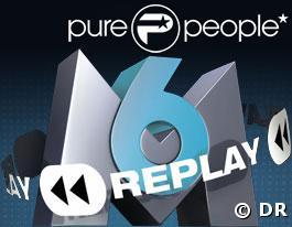 Logo M6 Replay