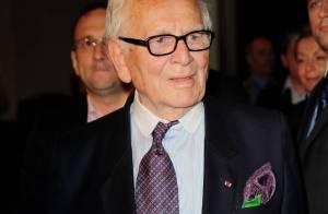 Pierre Cardin : A 88 ans, il se lance dans le business des antiquités !