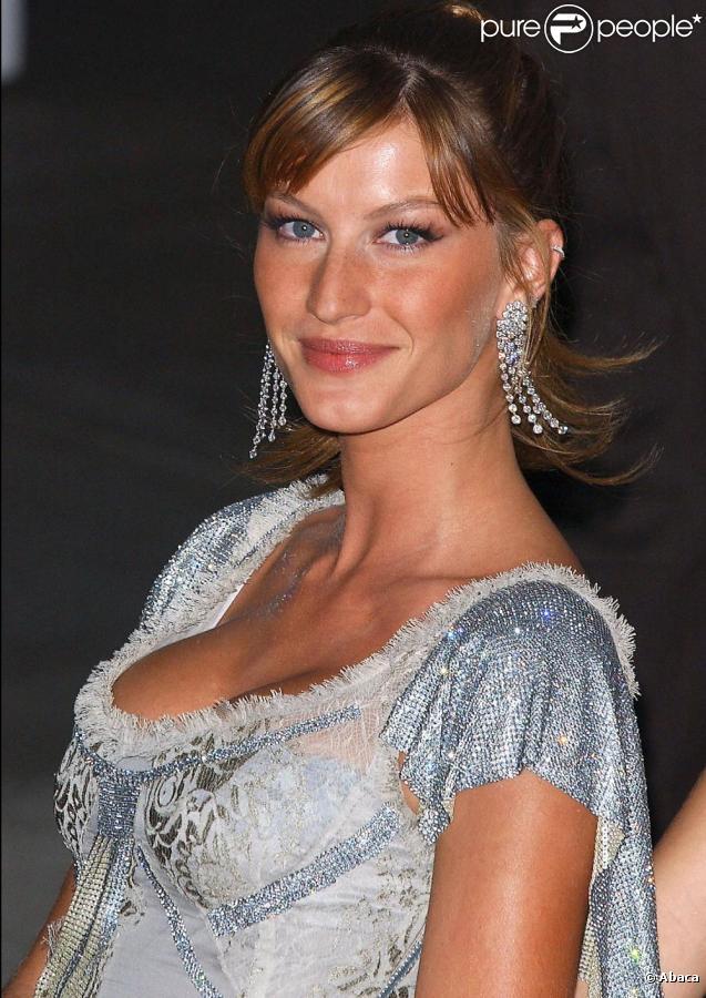 Gisele Bündchen, top du XXI siècle