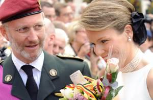 La reine Fabiola se tient à carreau, Mathilde et Philippe sur leur 31, Dave en bouquet final : bonne fête, la Belgique !