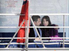 PHOTOS : Nicolas Sarkozy et Carla, les amoureux sont seuls au monde !