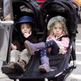 Les jumeaux de Julia Roberts, Hazel et Phinnaeus
