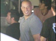 """Le musclé Vin Diesel et le séduisant Paul Walker au top de leur forme pour """"Fast and furious 5"""" !"""