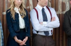 Gossip Girl : Ed Westwick et Clémence Poésy filent toujours le parfait amour...
