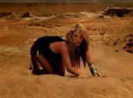 """Kesha dans """"Take it off"""" : Prête à tout enlever pour s'ébattre dans la poussière et le body-painting !"""