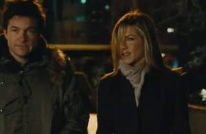 Quand Jennifer Aniston parle du futur père de son enfant... à un de ses soupirants !