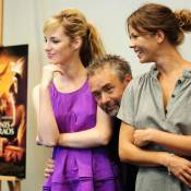 Louise Bourgoin et son homologue allemande font tourner la tête de Luc Besson !