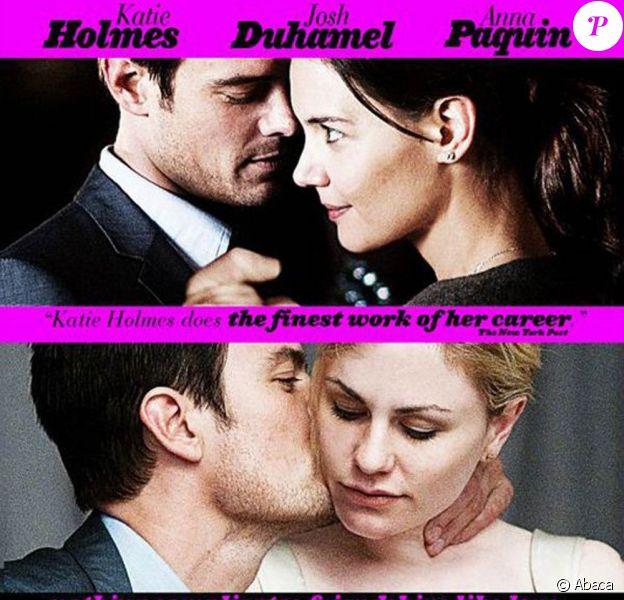 Katie Holmes, bientôt à l'affiche de The Romantics.