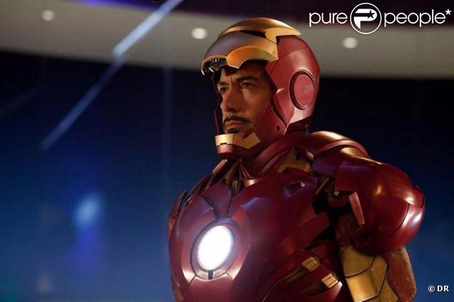 Iron Man, bientôt en tournage de  The Avengers .
