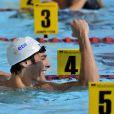 Camille Lacourt a réalisé jeudi 12 août le doublé : après le 200, il s'est imposé sur 50m dos. Dans son sillage, la délégation française accumule les médailles, à Budapest.