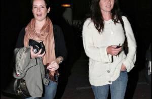 PHOTOS : Shannen Doherty et Holly Marie Combs réunies... C'est Alyssa Milano qui ne va pas être contente !