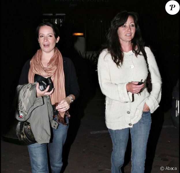 Shannen Doherty et Holly Marie Combs