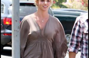 Britney Spears : Regardez-la vous dévoiler un bout de son intimité !