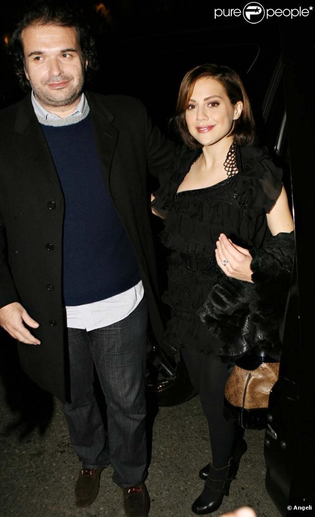 Brittany Murphy et Simon Monjack