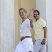 Nikolaos de Grèce et Tatiana Blatnik : A quelques heures de leur mariage, répétition générale !