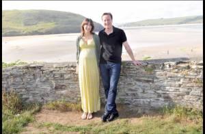 Le premier ministre britannique David Cameron et son épouse sont parents... d'une petite fille !