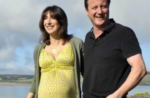 David Cameron : La petite fille du premier ministre britannique s'appelle...
