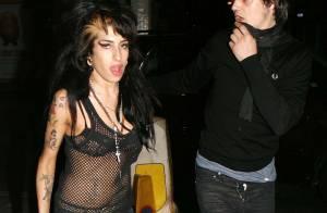 Amy Winehouse déchaînée et coquine pour son ami Pete Doherty !