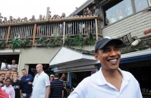 Barack Obama : La fin des vacances avec sa femme Michelle semble épuisante !